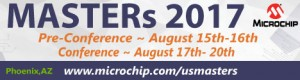 Microchip Masters 2017