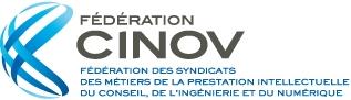 B4E est membre de la féderation CINOV et du syndicat Cinov Industrie